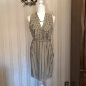 Andrew Marc dress size 4. Worn 1 time-dry cleaned